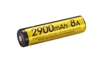 NITECORE NL1829LTHP 2900mAh 18650 Low Temperature Resistant High Performance Rechargeable Li-ion Battery