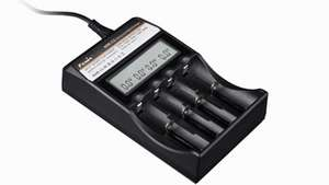 Fenix ARE-C2 Four Channel Digital Multi-Charger