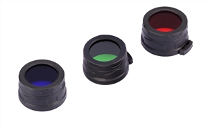 Nitecore Red Green 40mm Filter Diffusor