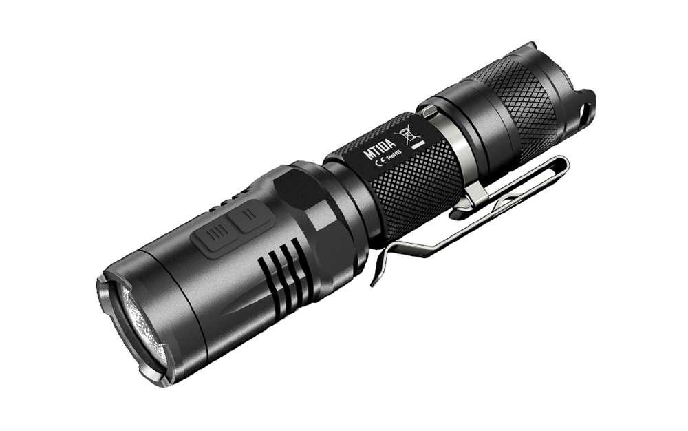 Nitecore Multi-Task MT10A CREE XM-L2 U2 LED Light