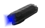 Nitecore TUBE BL USB Rechargeable Blue LED Keychain Flashlight