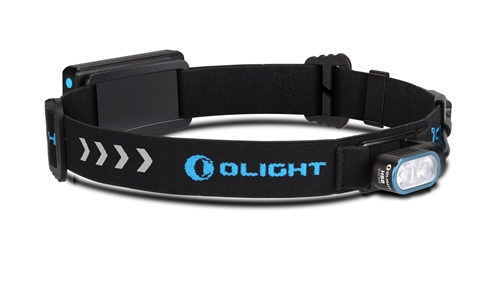 Olight HS2 400 Lumen Compact USB Rechargeable Headlamp