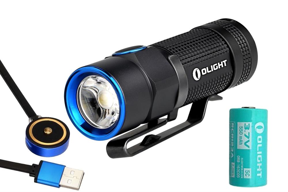 Olight S1r Baton 900 Lumen Edc Led Flashlight