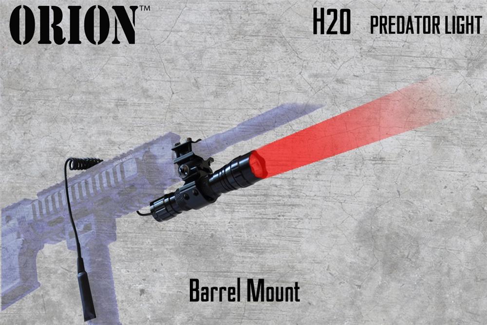 Orion H20 Hog Amp Coyote Hunting Light