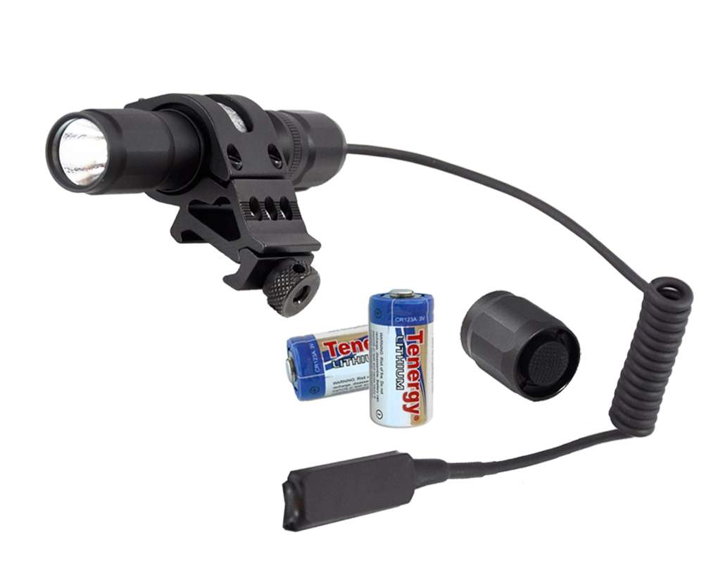 Orion H40W-S Strobe Tactical Flashlight