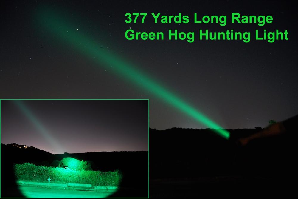 Orion M30c Green Or Red 700 Lumen 377 Yards Long Range Hog