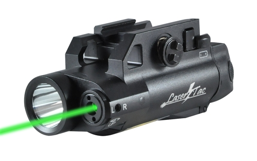 Lasertac Cl7 G Compact Green Laser Sight Tactical Light