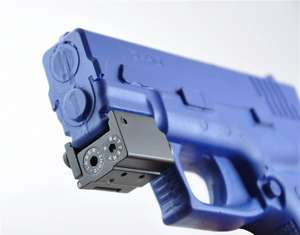 Red Laser Sight for Compact/Subcompact Handguns