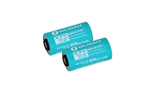 Olight 550mAh IMR16340 Rechargeable Battery