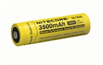 Nitecore NL1835 3500mAh 18650 Rechargeable Battery