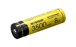 Nitecore NL1835HP 3500mAh 18650 High Performance Li-ion Battery