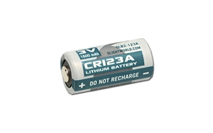 Olight CR123A OLB2-123A 1600mAh Battery for high drain devices