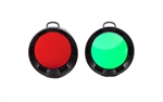 Olight FM10 Red Green Filter for S10 S20 M10 etc