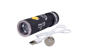 ArmyTek Prime C1 Pro 1050 Lumen Magnetic USB Rechargeable Compact LED Flashlight