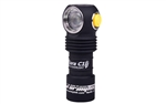 ArmyTek Tiara C1 1050 Lumen Magnetic USB Rechargeable Compact Multi-Use LED Headlamp