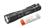 EagleTac EAGTAC T25V 3200 Lumen Compact Tactical Cool White LED USB-C Rechargeable Flashlight