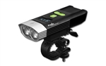 Fenix BC30R 1800 Lumen Rechargeable Bike Light with Digital Display & Quick Release Mount
