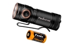Fenix E18R 750 Lumen Ultra Compact Rechargeable Flashlight