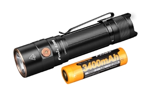 Fenix E28R 1500 Lumen USB-C EDC Rechargeable Flashlight