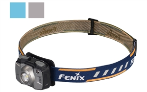 Fenix HL32R 600 Lumen White w/ Auxillary Red LED Rechargeable Headlamp