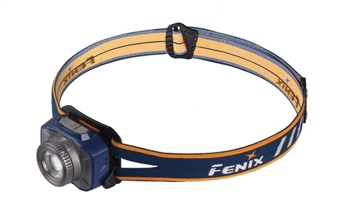 Fenix HL40R 600 Lumen Focusable Spotlight/Floodlight Rechargeable Headlamp