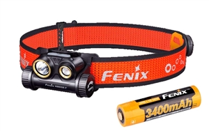 Fenix HM65R-T 1500 Lumen Rechargeable Trail Running Headlamp