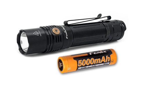 Fenix PD36R 1600 Lumen Rechargeable Tactical Flashlight