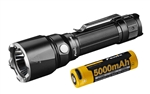 Fenix TK22UE Ultimate Edition 1600 Lumen 443 Yard Long Throw Rechargeable Tactical Flashlight