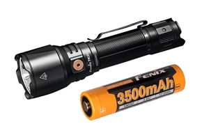 Fenix TK26R 1500 Lumen Long Throw White Red and Green Tricolored USB-C Rechargeable Professional Tactical Flashlight