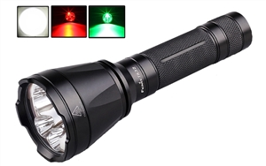 Fenix TK32 1000 Lumen Multi-Color LED Flashlight