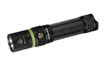 Fenix UC30 2017 1000 Lumen Rechargeable LED Flashlight with 2600mAh 18650 Battery