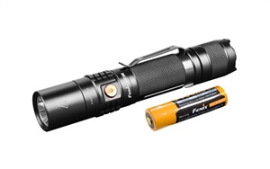 Fenix UC35 V2.0 2018 Upgrade 1000 Lumen Compact Rechargeable Tactical Flashlight