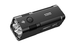 NITECORE Concept 2 6500 Lumen Palm-Sized Compact Rechargeable Flashlight with Built-In Batteries