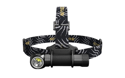 NITECORE HC33 1800 Lumens High Performance Versatile L-Shaped Headlamp