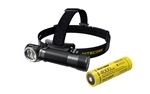 NITECORE HC35 2700 Lumen USB Rechargeable 21700 L-Shape Detachable Headlamp Flashlight