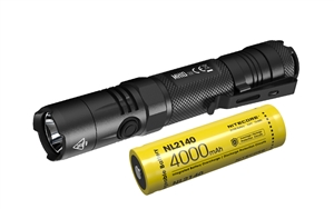 NITECORE MH10 v2 1200 Lumen USB-C Rechargeable Flashlight