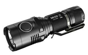 Nitecore MH20 the Smallest Lightest Rechargeable LED Flashlight-1000 Lumen