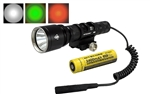 Nitecore MH25GT LED Flashlight Hunting Kit