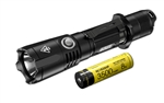 NITECORE MH25GTS 1800 Lumen Rechargeable Tactical Flashlight