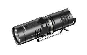 NITECORE MT10C 920 Lumen Multitask Tactical Flashlight with Red Light