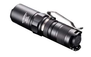 Nitecore Multi-Task MT1C LED Flashight - Use 1xCR123A-345 lumen