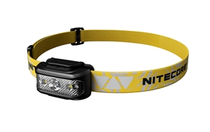 NITECORE NU17 Rechargeable Running Headlamp with Red Light and Reading Light