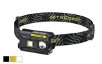 NITECORE NU25 360 Lumen Triple Output White, Red, High CRI USB Rechargeable Headlamp