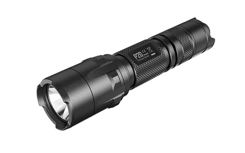 Precise P20 CREE XM-L2 Tactical LED Light