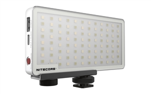 Nitecore SCL10 2-in-1 Smart Camera Light and Power Bank