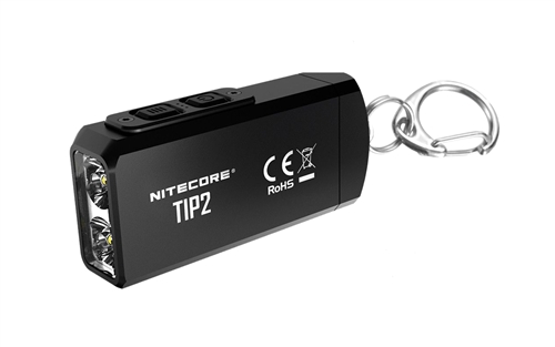 NITECORE TIP2 720 Lumen USB Rechargeable Keychain Flashlight