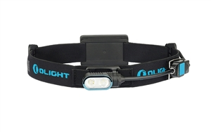 Olight Array 400 Lumen Ultralight Spot and Flood Dual Beam USB Rechargeable Headlamp