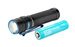 Olight Baton Pro 2000 Lumen Rechargeable EDC LED Flashlight