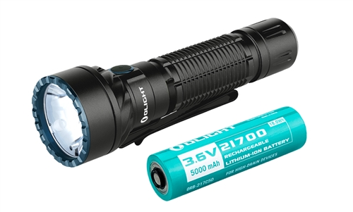 Olight Freyr 1750 Lumen Multi-Color Rechargeable Flashlight