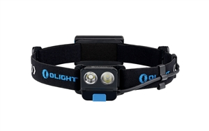 Olight H16 Wave 500 Lumen USB Rechargeable Motion Activated Hands-Free Control Headlamp